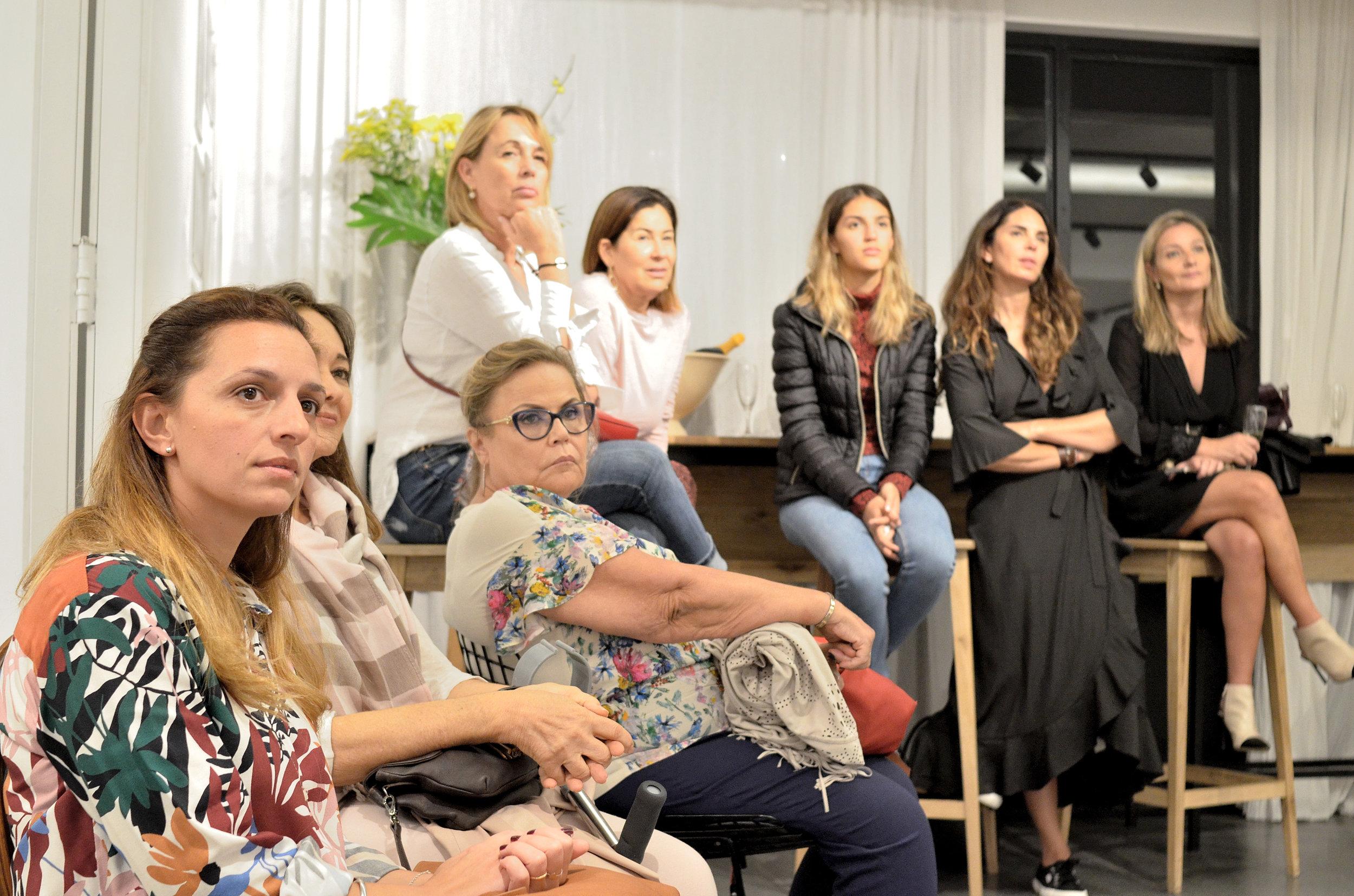 FRASSAÏ Cata Olfativa en CASA Buenos Aires. Foto: G. Kramer