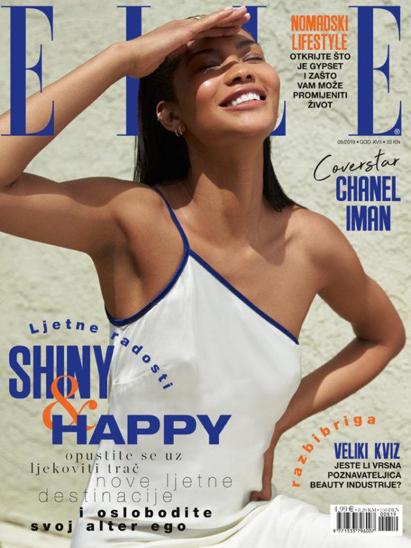 ELLE magazine Croatia featuring FRASSAI