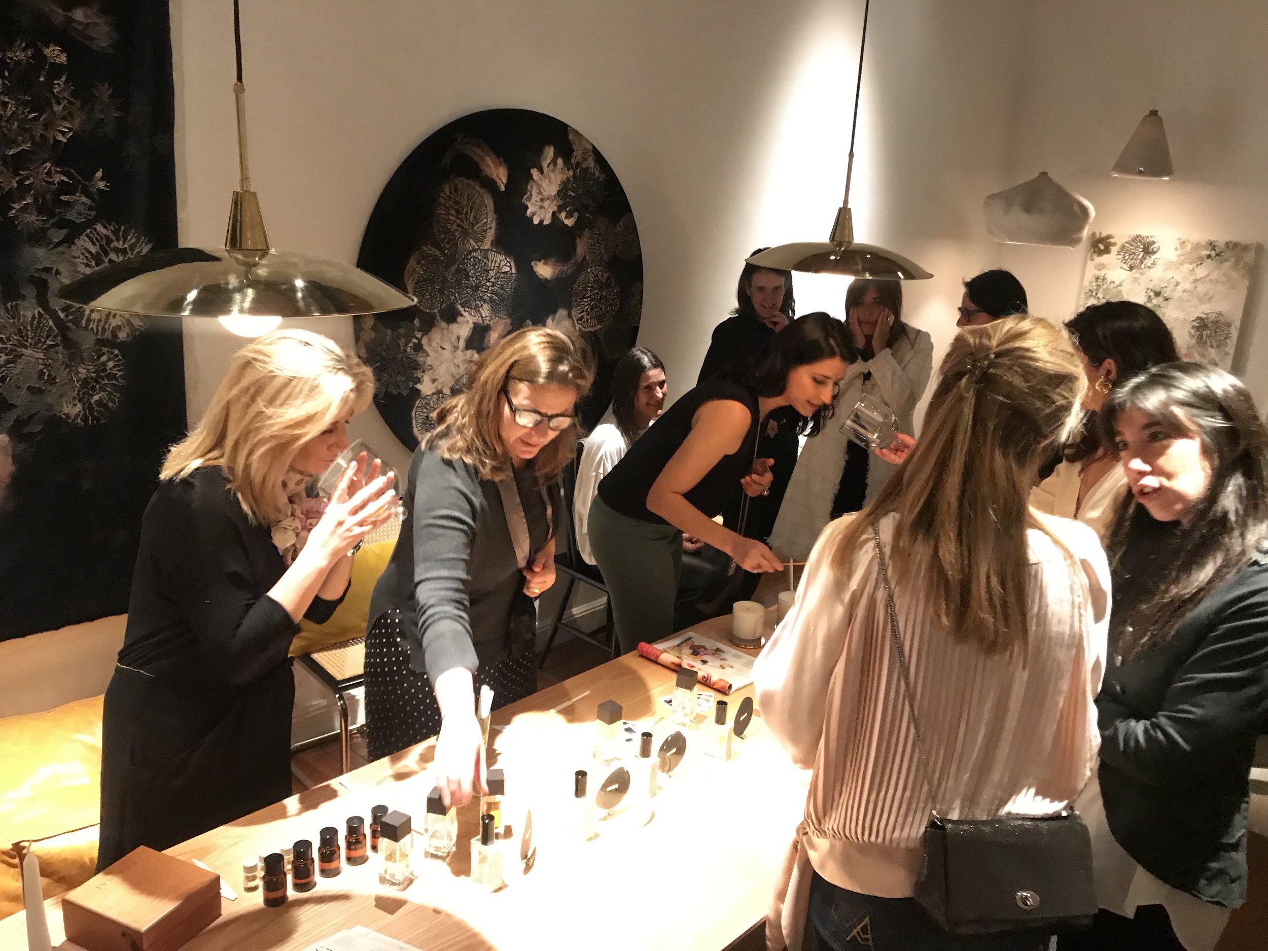 Astor Parfums en BBID Buenos Aires