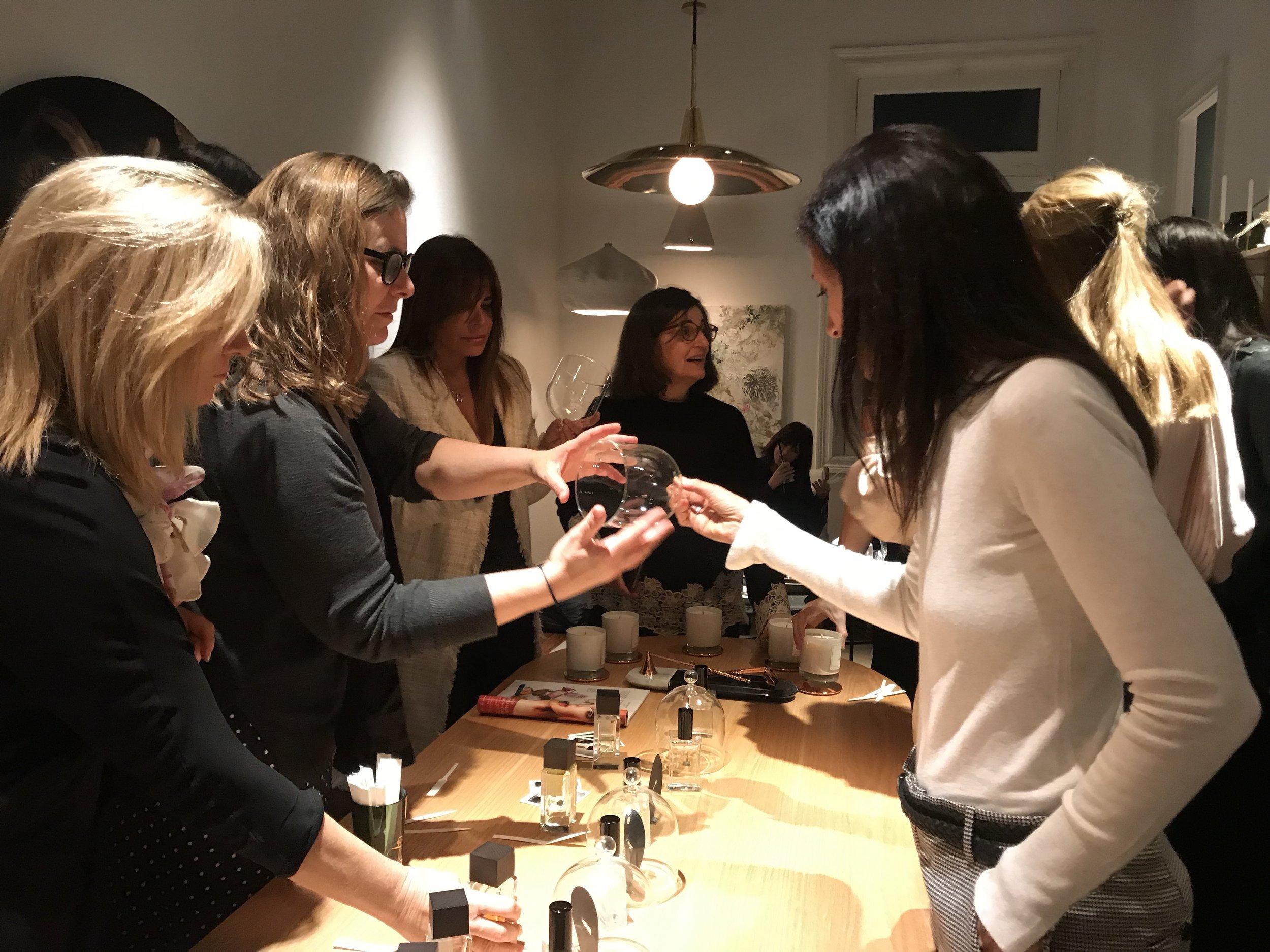 Presentacion Astor Parfums & FRASSAI en BBID Buenos Aires