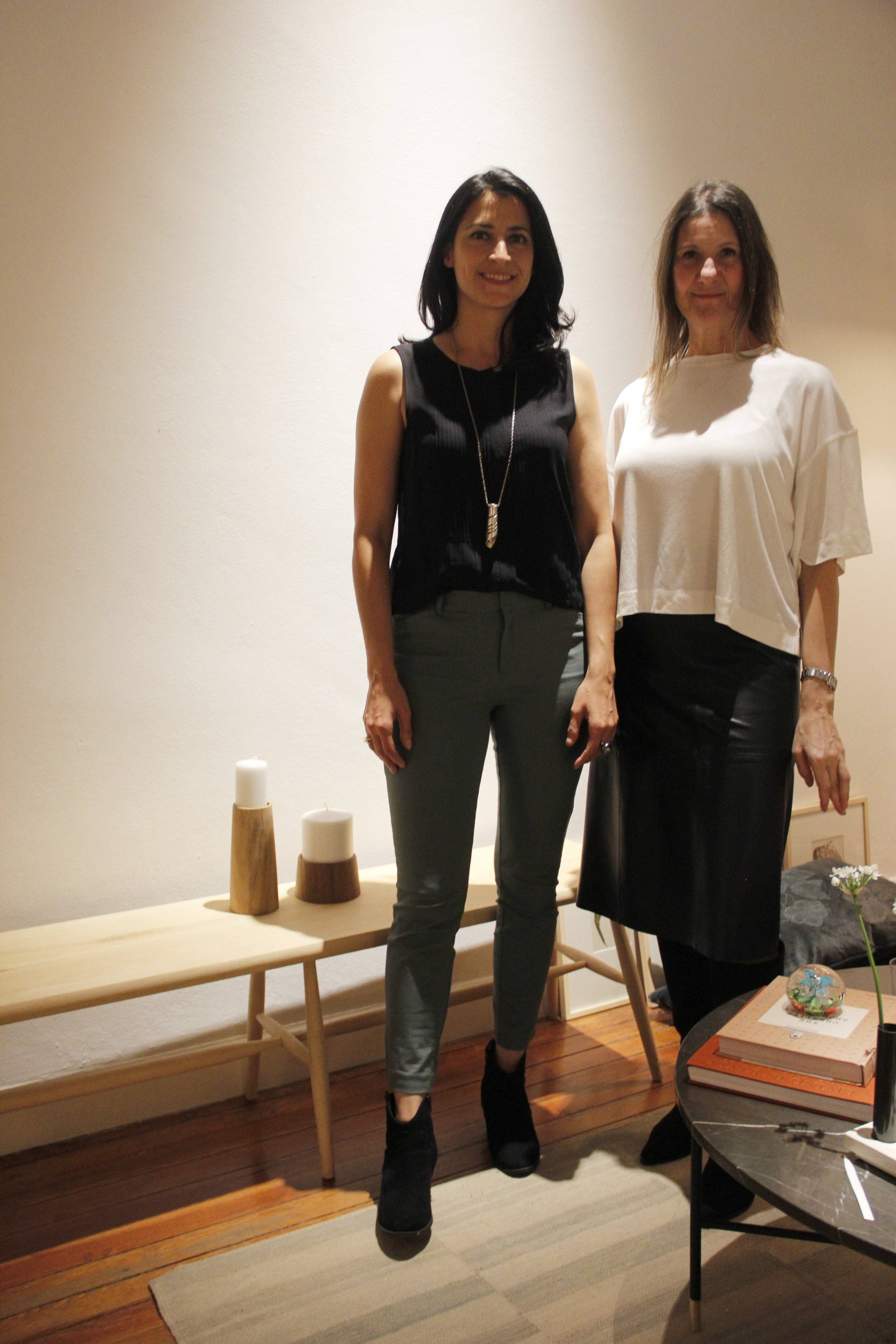 Natalia Outeda & Barbara Bertone