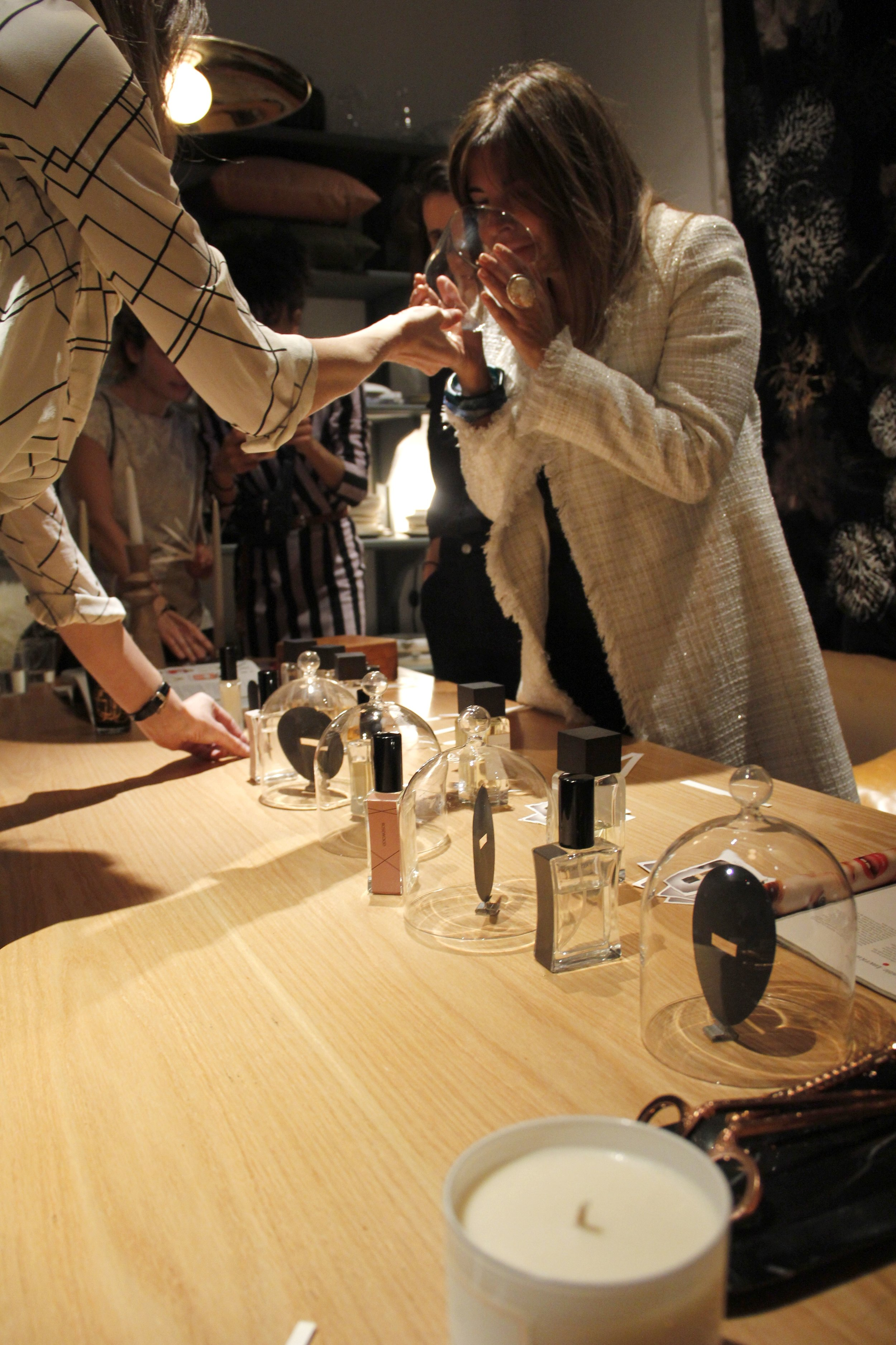 #sensorialexperience Buenos Aires Astor & Frassai en BBID Rue des Artisans