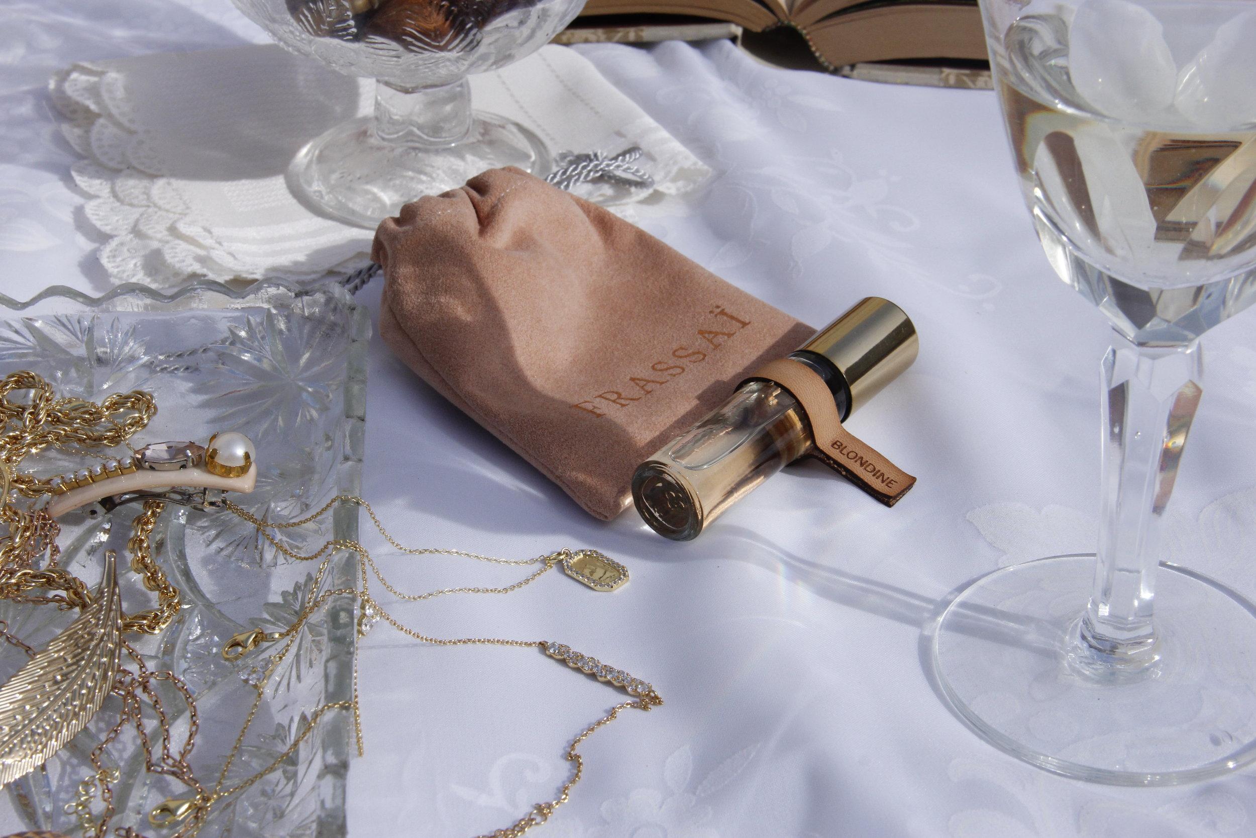 Travel Perfume FRASSAI. Photo: Gigi Martino