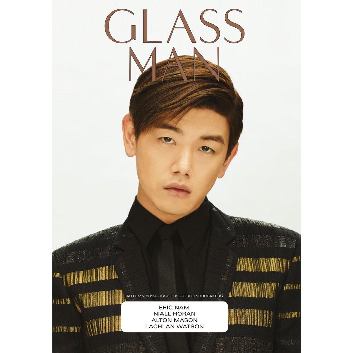 Glass Man Autumn 2019