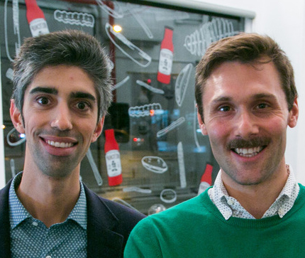 Mark Ramadan and Scott Norton  Mark and Scott founded Sir Kensington's while at Brown University. Through a series of ketchup and french fry tasting sessions, they settled on a premium, all-natural ketchup to take on Heinz. Five years later, Sir Kensington's is sold across the US and is an award-winning producer of ketchup, mayonnaise, and mustard.