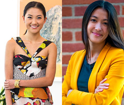 Shirley Chen and Caroline Blavet  BAMx is setting out to revolutionize the way digital content is monetized. It's all a big hush hush now but we promise it's going to be huge. Shirley and Caroline are both forces of nature, with long experience in fashion, healthcare, and consulting.