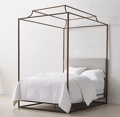 Cecily Canopy Bed $1,099 - $1,299