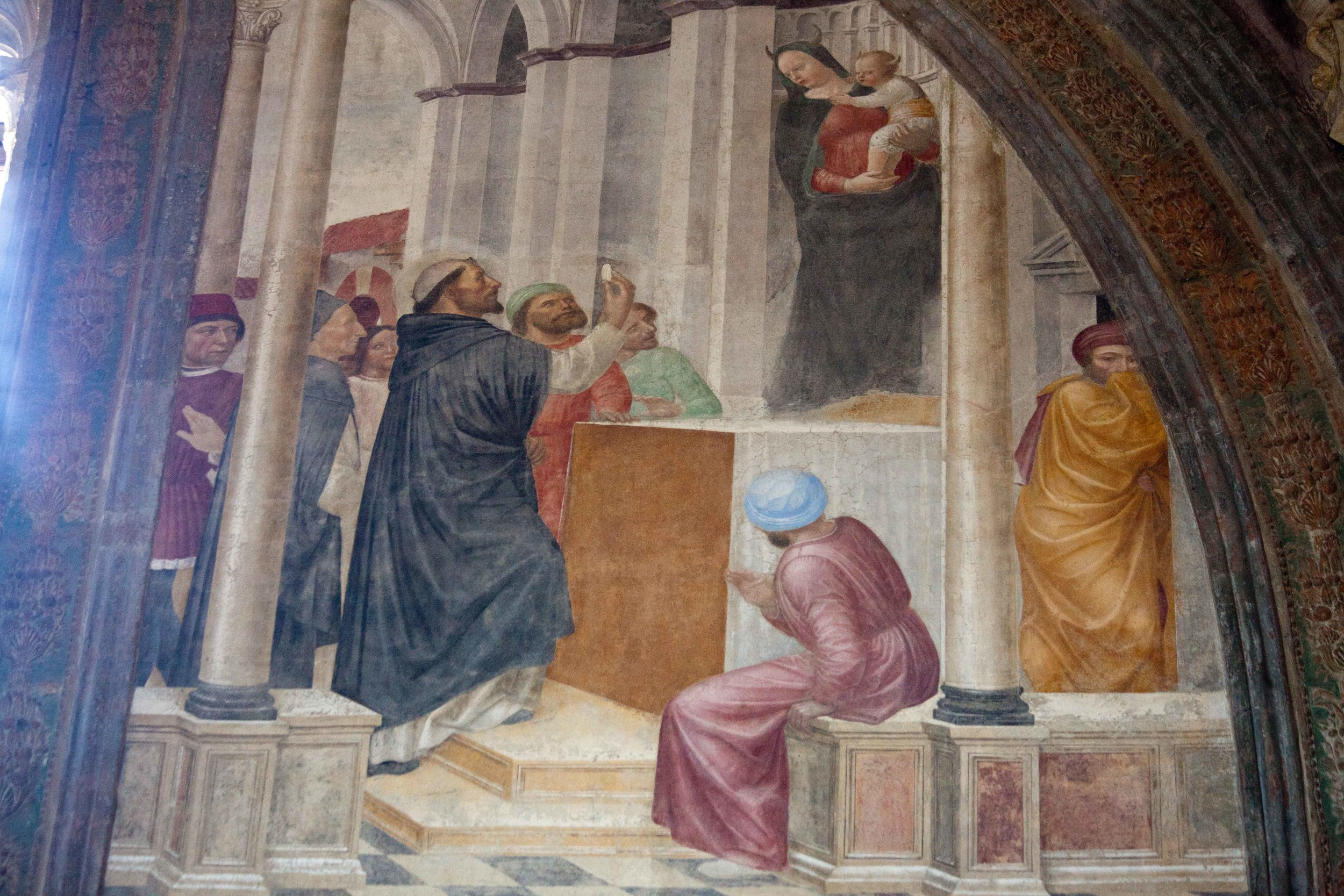 Basilica di Sant'Eustorgio - Milano