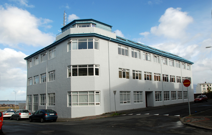 Residency   SÍM Residency   Reykjavik  April 2015