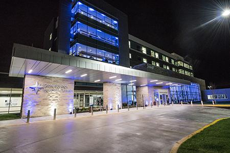 Stone Springs Hospital - Aldie, Virginia