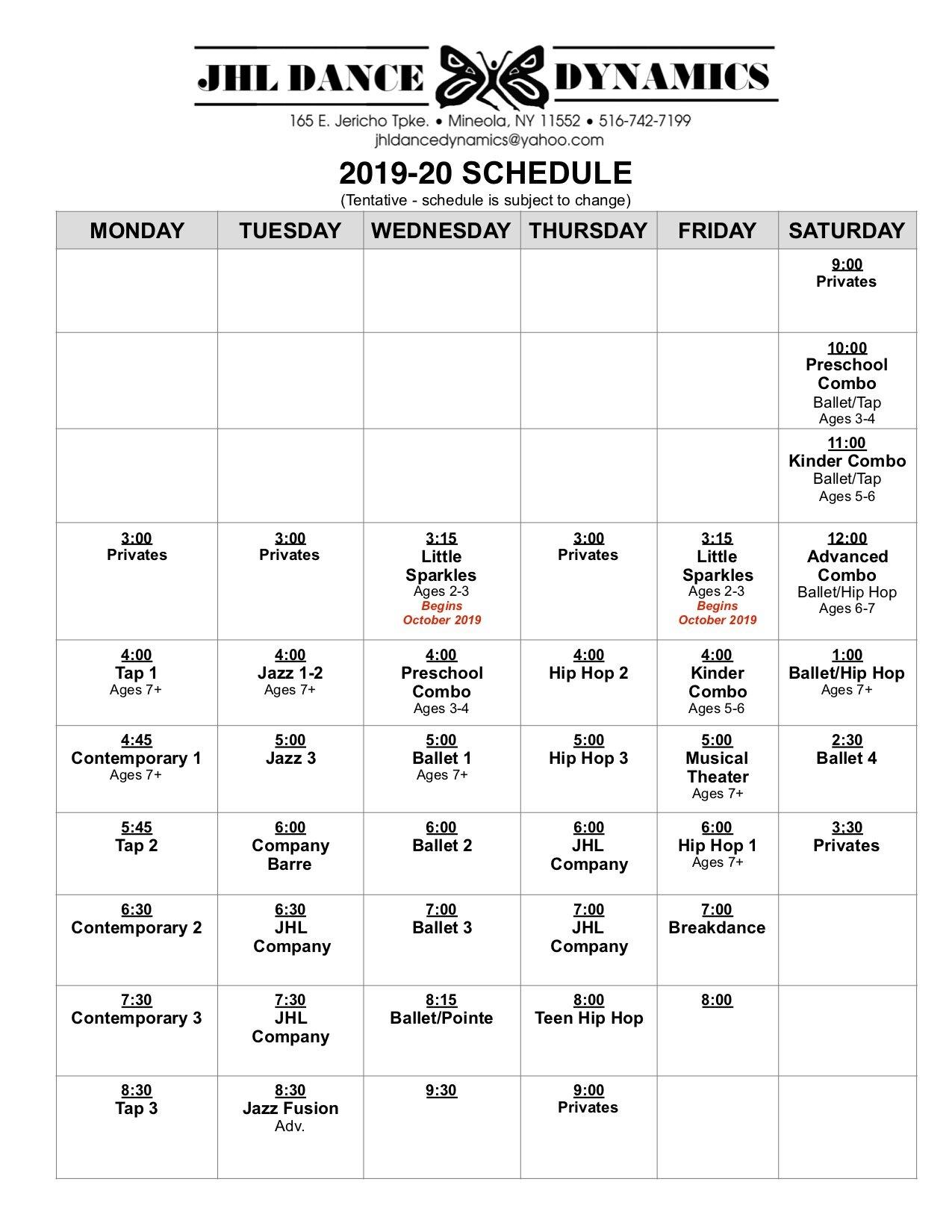 2019 Fall JHL Schedule.docx...jpg
