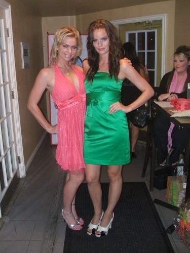 Hosts: Amanda and Jennifer Steele