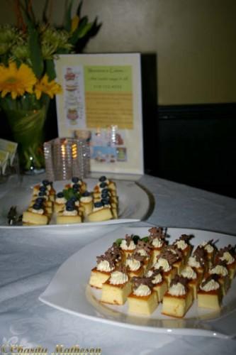 Thanks to Marzena's Cakes!
