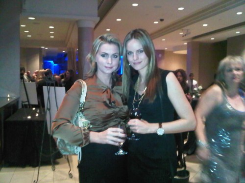 Amanda and Jennifer Steele