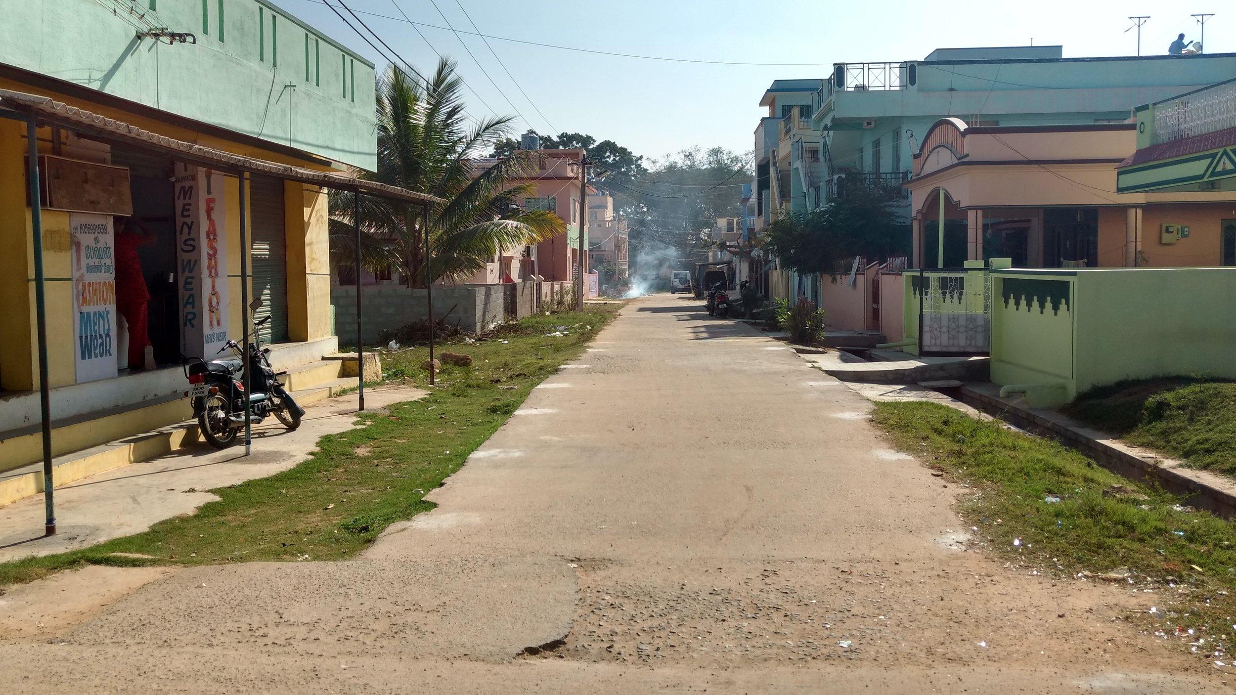 Site Side Street