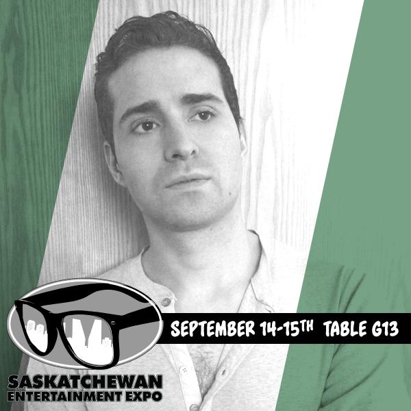 Jack of Spades Creator - Appearing at Saskatchewan Entertainment Expo September 14-15