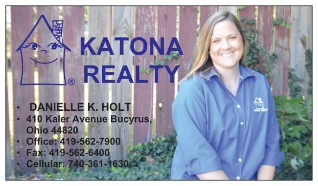 Danielle K. Holt Our Newest Real Estate Agent - Full Time for all your Real Estate Needs!    dholtrealtor@yahoo.com