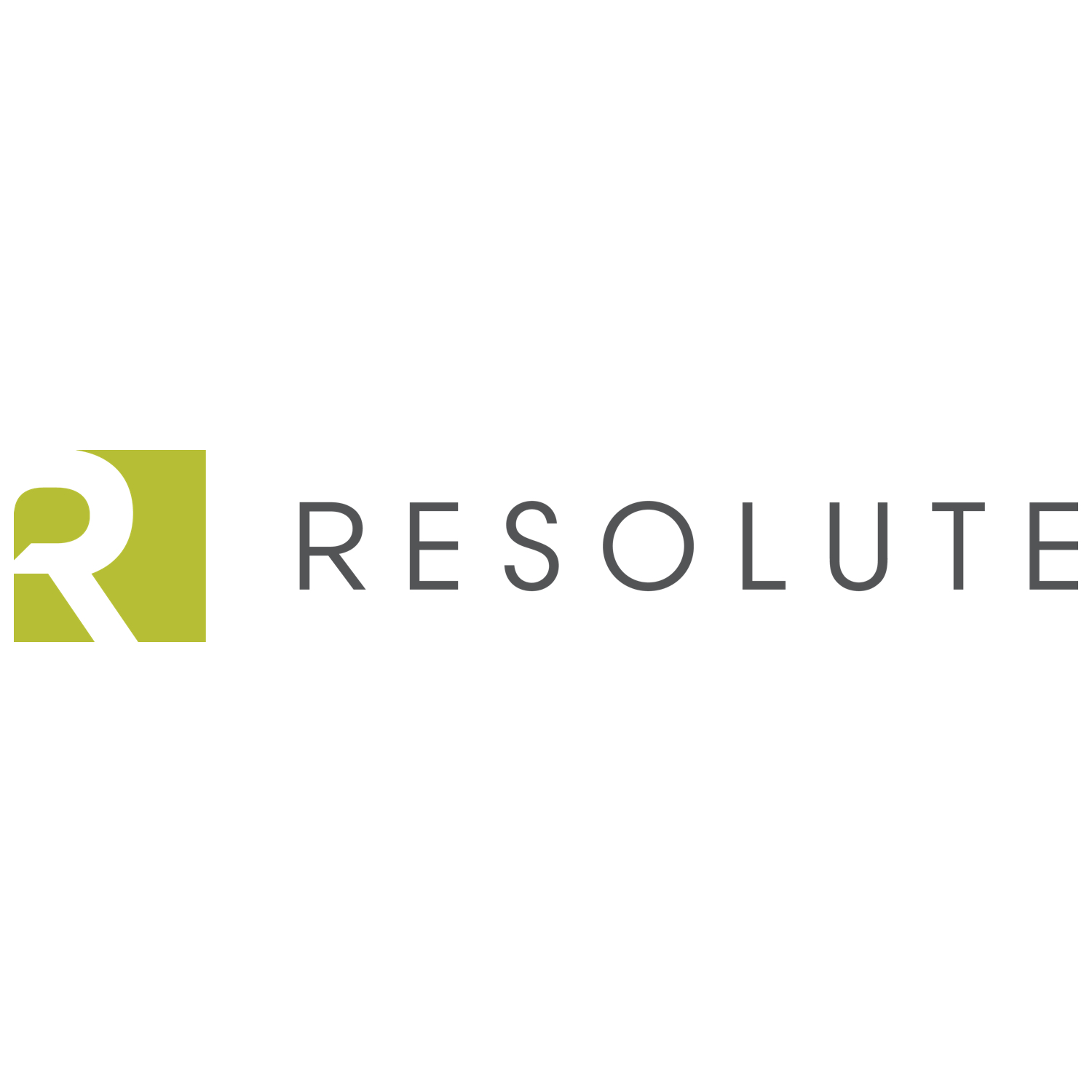 Resolute   Resolute is a full-service public relations, marketing and advertising agency. We built our firm on the principle that hard work, consistency, determination and devotion to our clients is the formula for success. The Resolute team is not just devoted to superb services, but is committed to high levels of integrity, professionalism, respect, dependability and creativity.