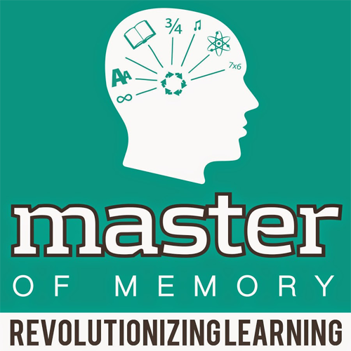 Master of Memory   Master of Memory is your online center for learning how to learn through timeless accelerated learning techniques. Whether it's learning to speak a foreign language, memorizing a book of the Bible, or learning U.S. history, we'll give you a system to master any subject in just one month.