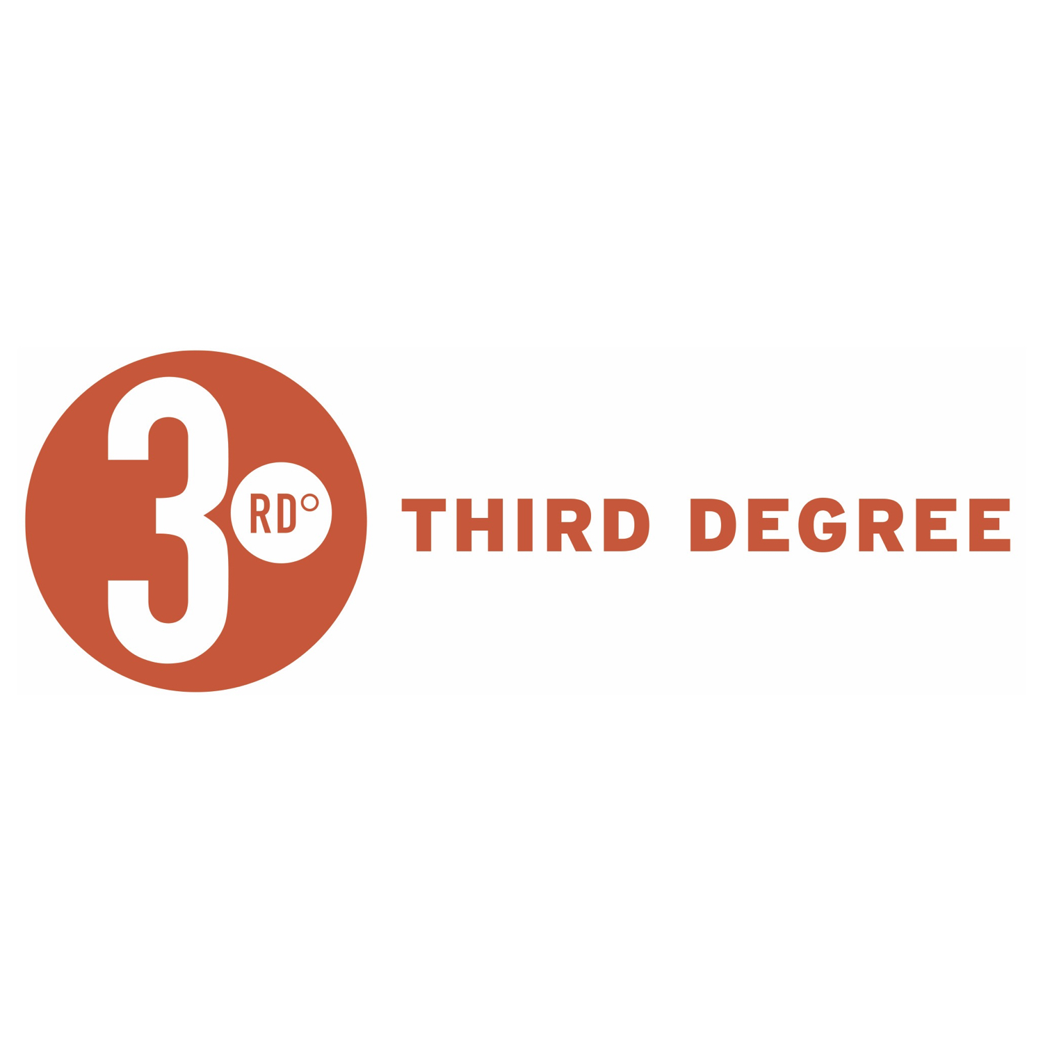 Third Degree   Third Degree partners with progressive organizations during times of growth and transition to help them successfully navigate the new realities of a more competitive and complex marketplace.