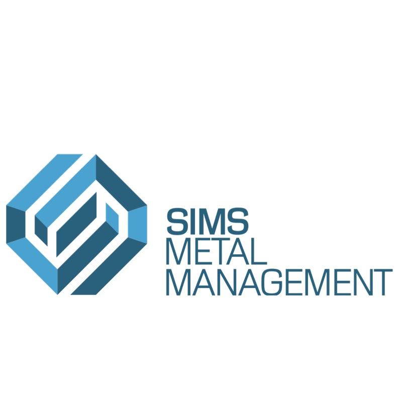 Sims Metal Management   Sims Metal Management buys and processes scrap metal from businesses, other recyclers and the general public. They have over 250 processing facilities in the United States, United Kingdom and Australia in which they recycle ferrous and non-ferrous metals.