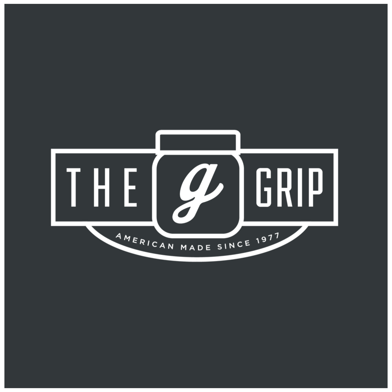The Grip Jar Opener   The Grip Jar Opener is a family-owned business based in Tulsa, Oklahoma. They produce a jar opener that can help anyone easily open bottles and jars. The Grip is made in America and guaranteed to last.