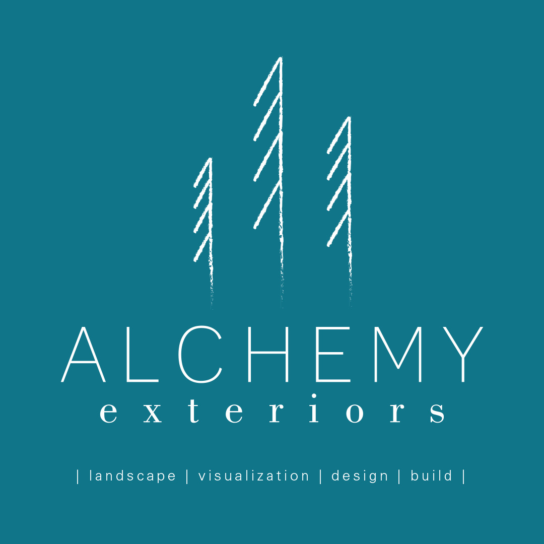 Alchemy Exteriors   Alchemy Exteriors believes in a creative design process that is engaging, intriguing, and forward-thinking. Specializing in high-end residential design + build and commercial design visualization, Alchemy can help bring all of your projects to life!