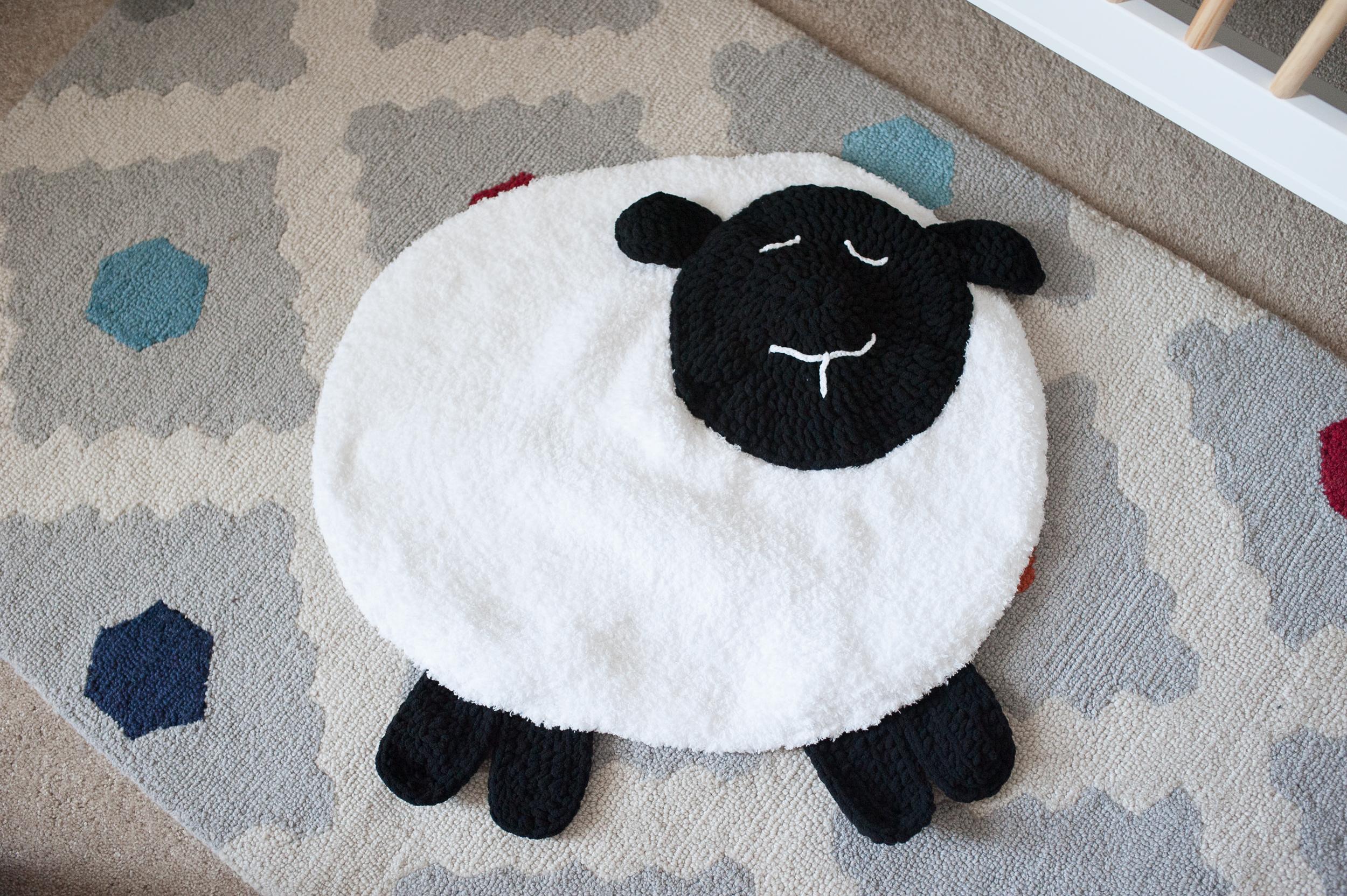 5.  lamb playmat by FlunkyMonkeys