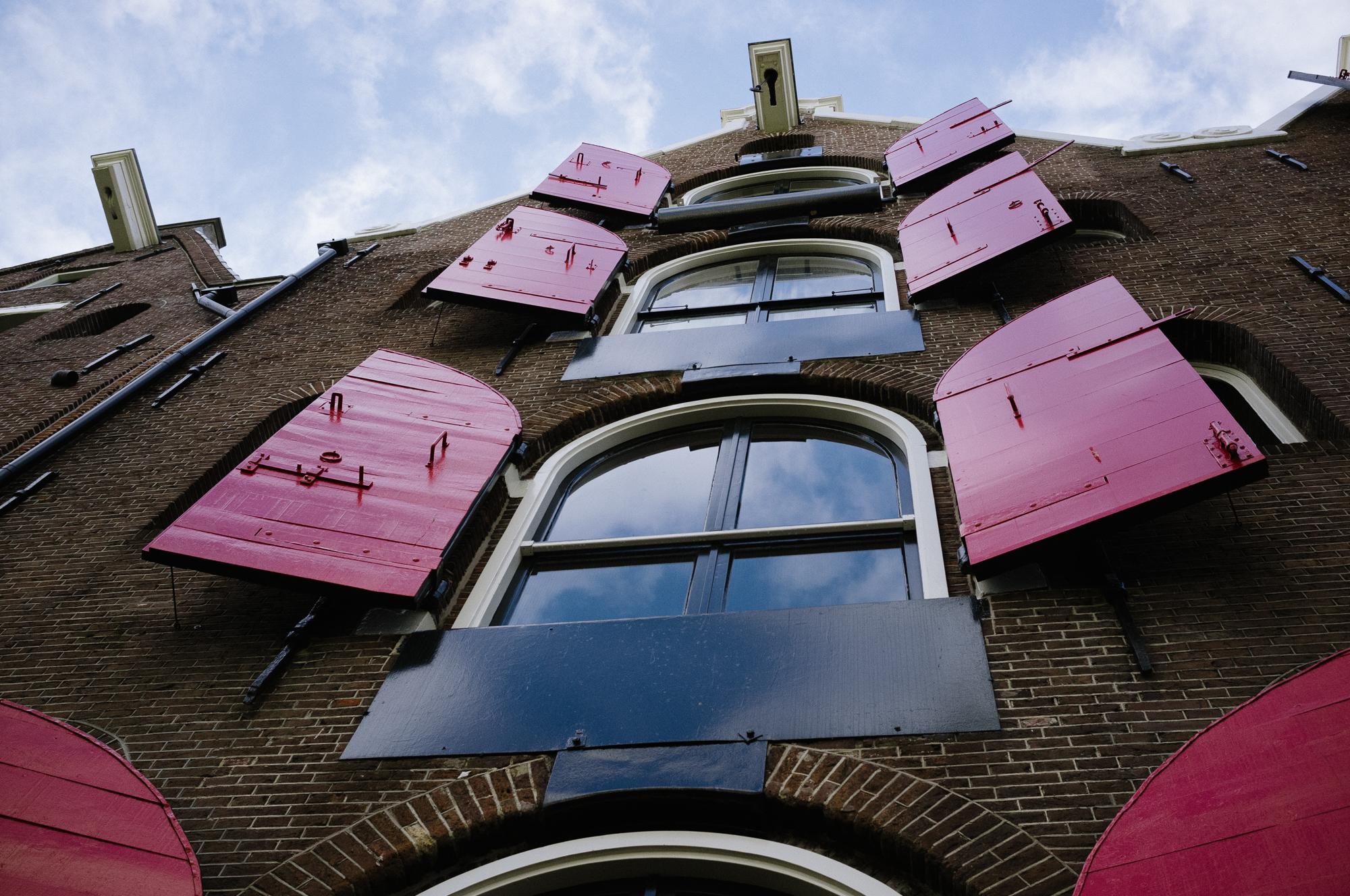 Jordaan, Amsterdam / Fuji x100