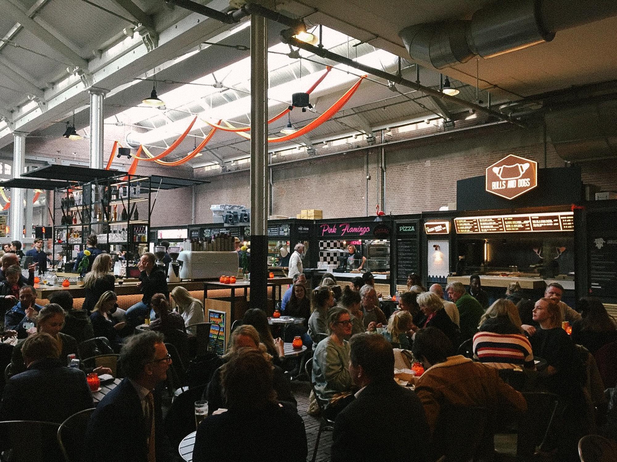 Foodhallen / Amsterdam / iPhone 6