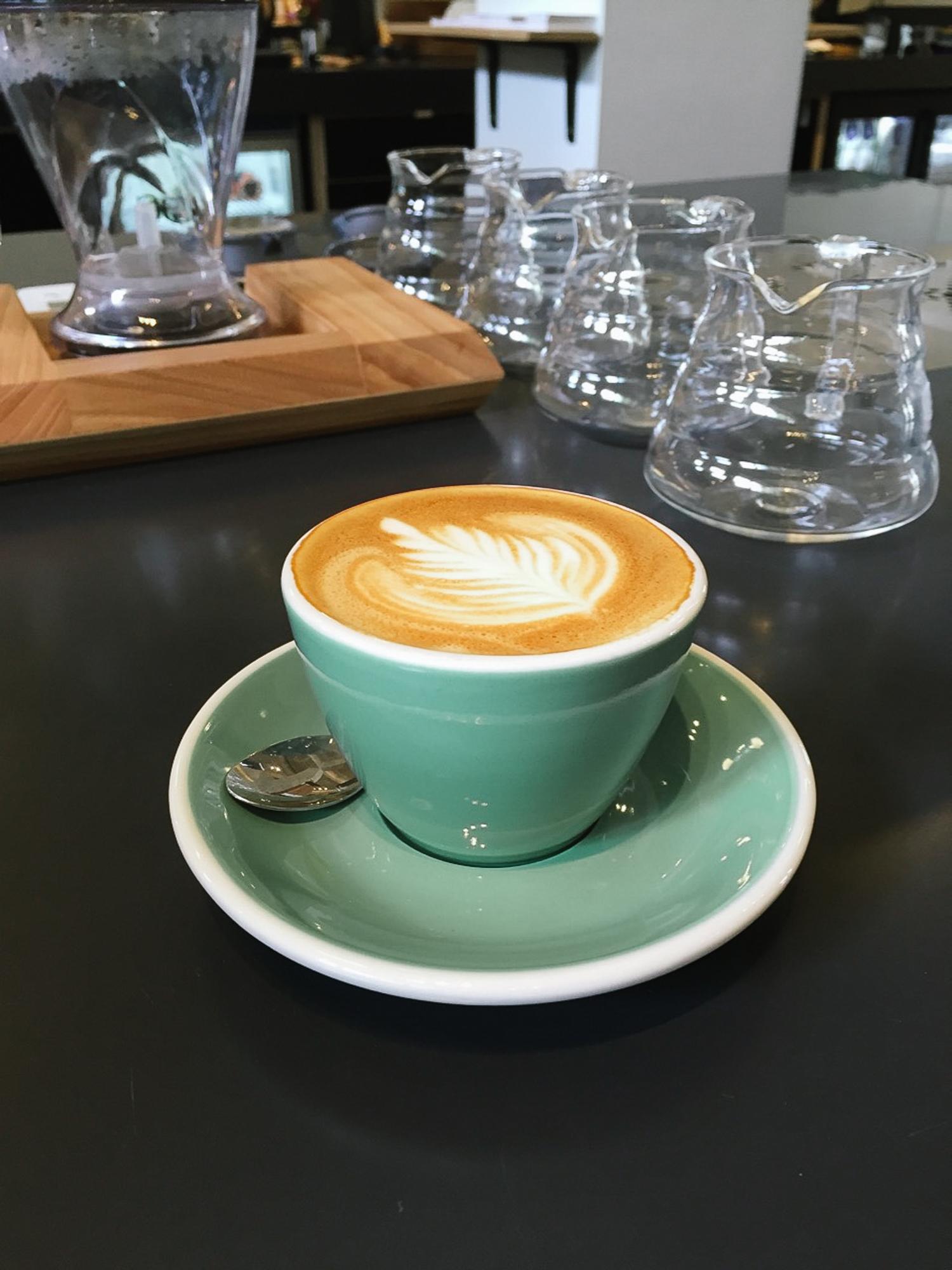 Bocca Coffee / Amsterdam / iPhone