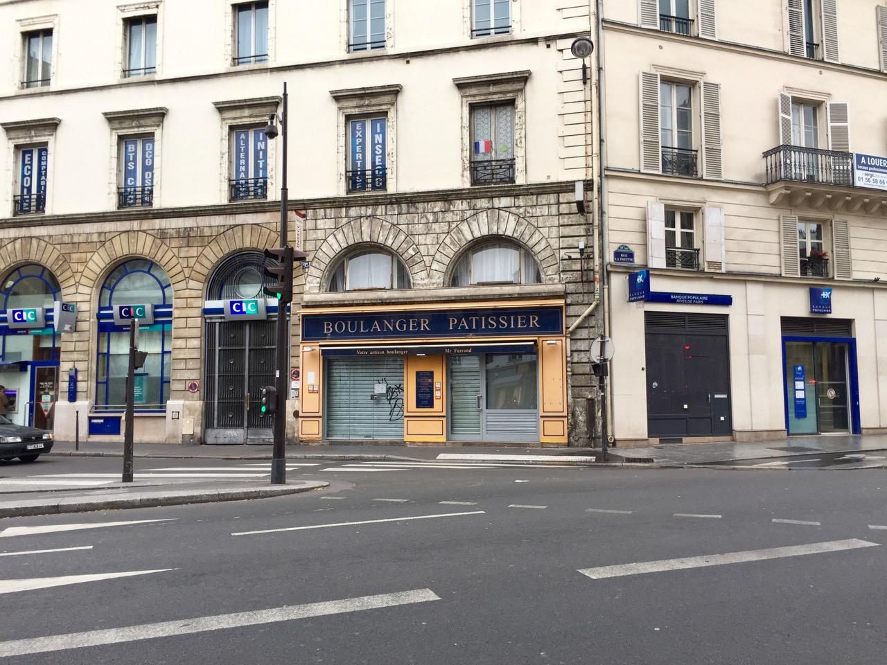 Mr Ferrand Best Boulangerie Patisserie Croissant in Paris| ©2016 Elizabeth Glessner.jpg