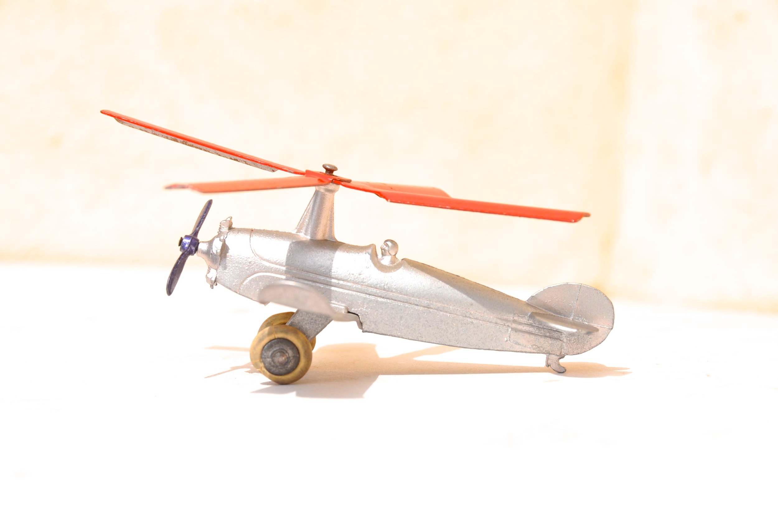 1930's Tootie Toy Gyro-Copter