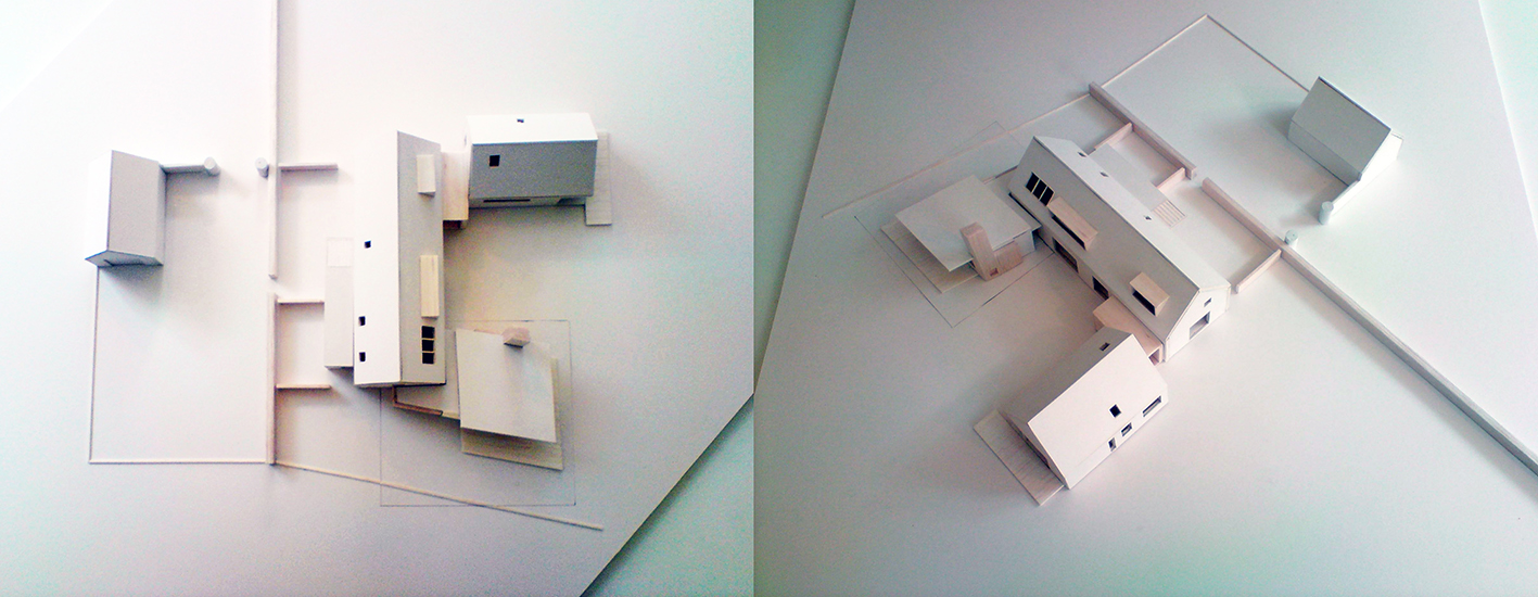 Architectural Model for Client Discussion.