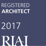 RIAI Registered Architect Dublin