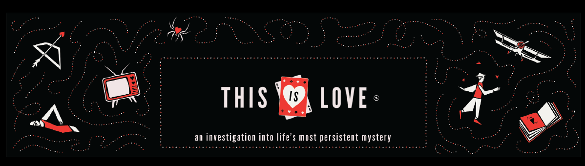 Web Banner for This is Love website