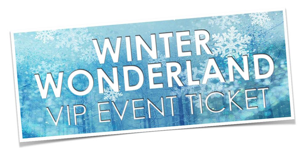 Winter Wonderland ticket