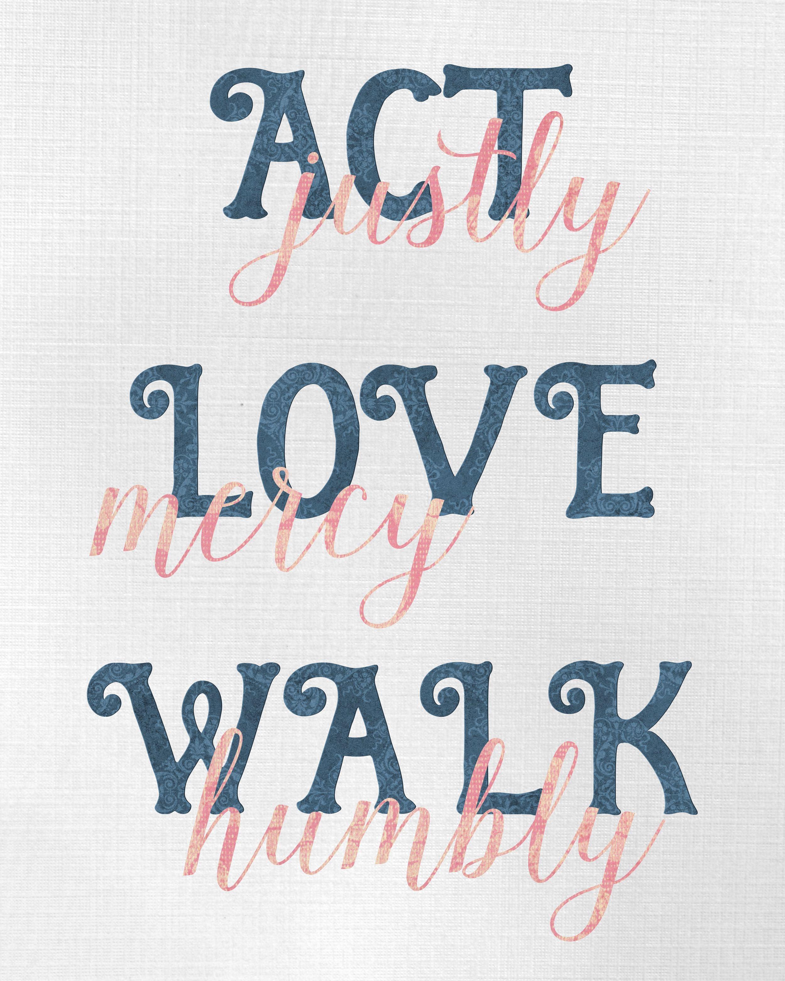 act-love-walk