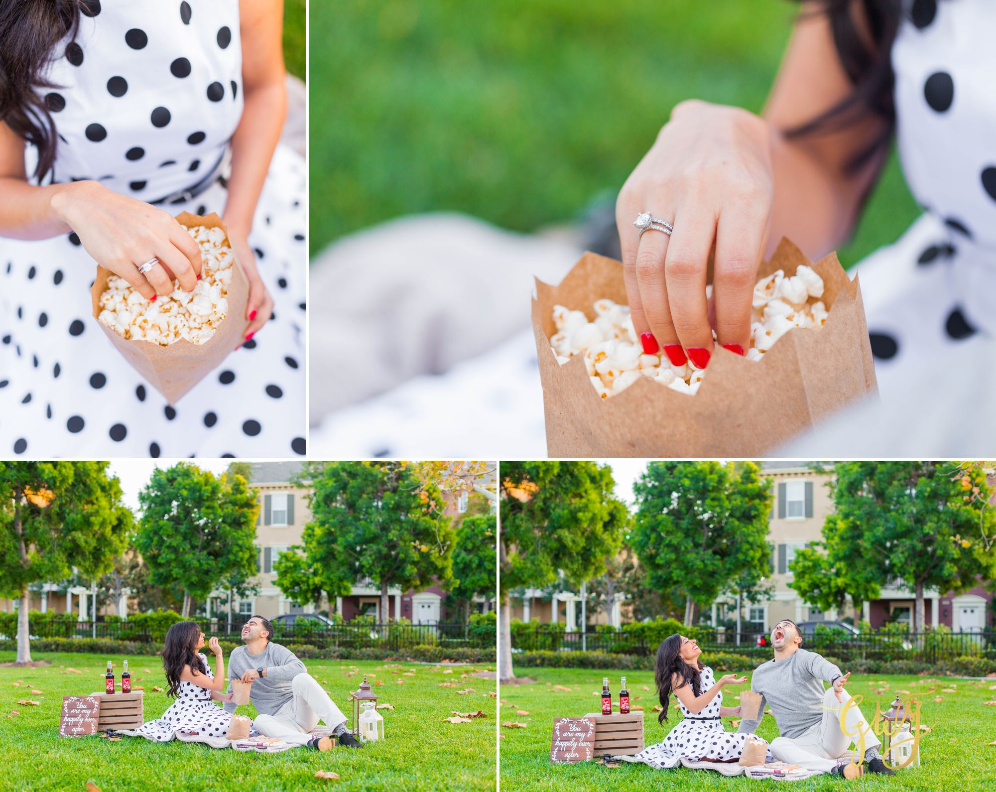 Joy + Mena Tustin Downtown Santa Ana 4th Street Market Coptic Picnic Themed Engagement by Glass Woods Media 17.jpg