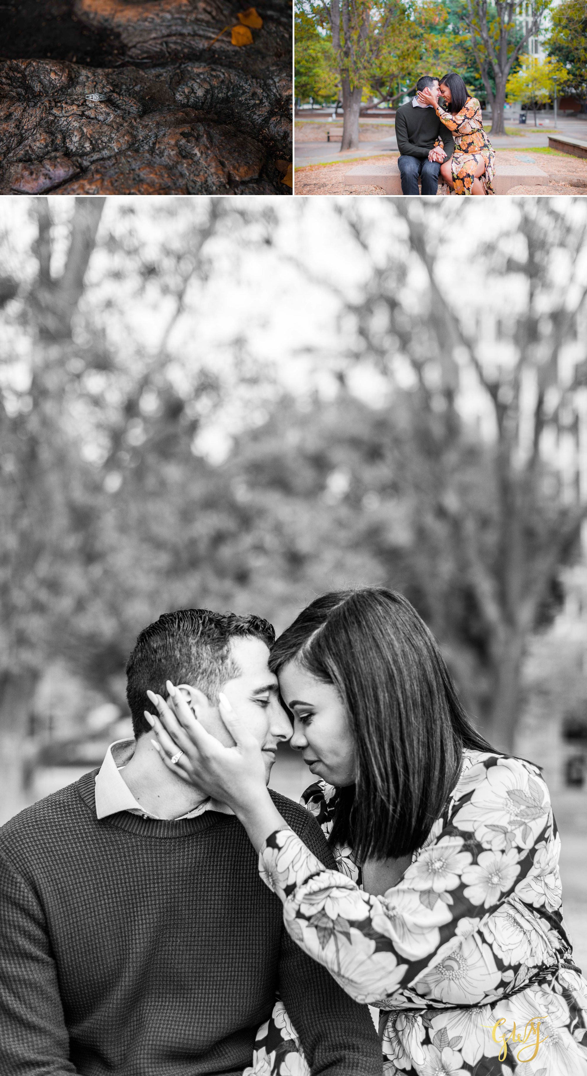Antonia + Connor Cal State Fullerton CSUF Santiago Oaks Winter Engagement by Glass Woods Media 15.jpg