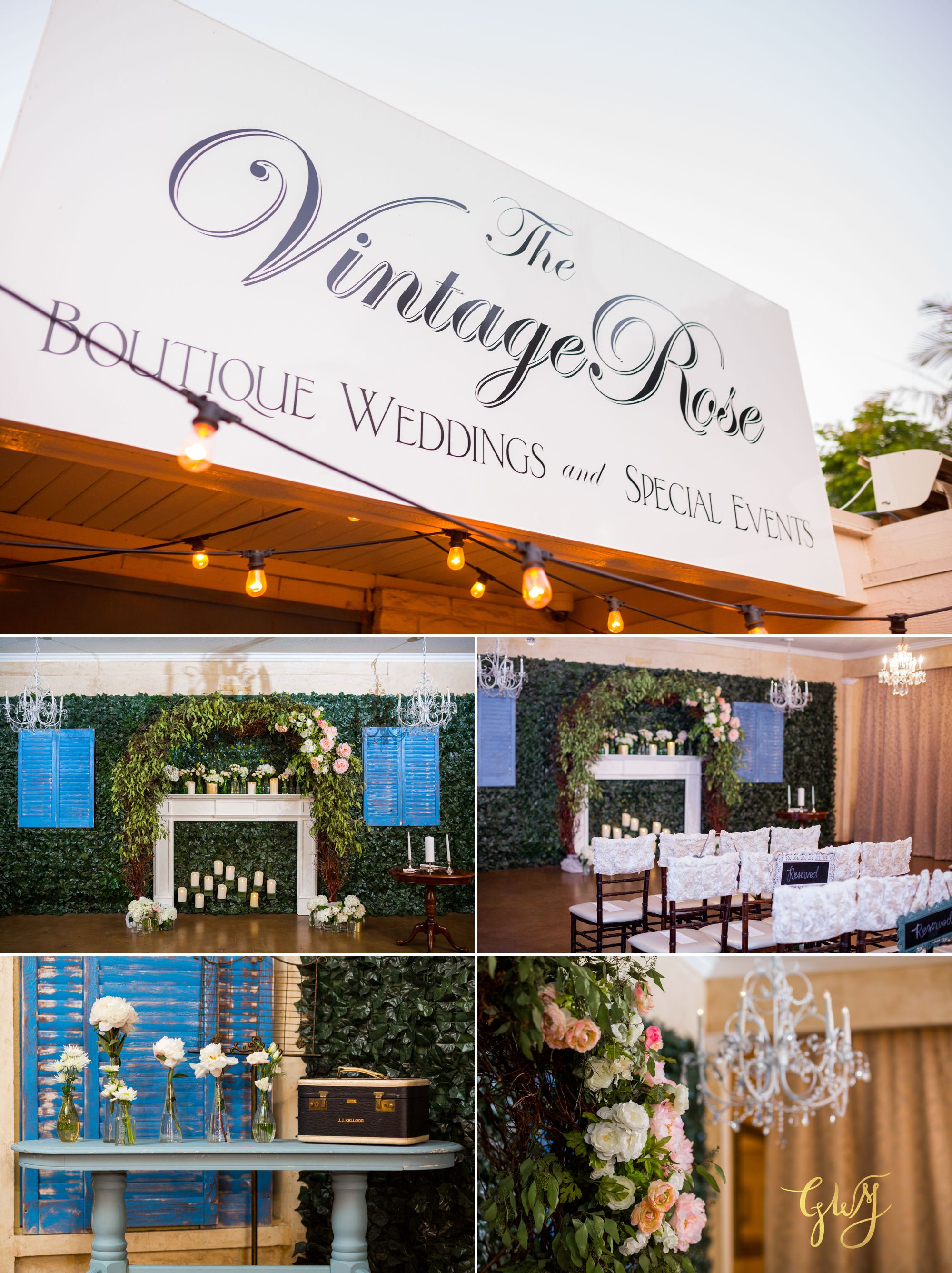 Javier + Kari Avenue of the Arts First Look Vintage Rose Wedding Ceremony Reception by Glass Woods Media 13.jpg