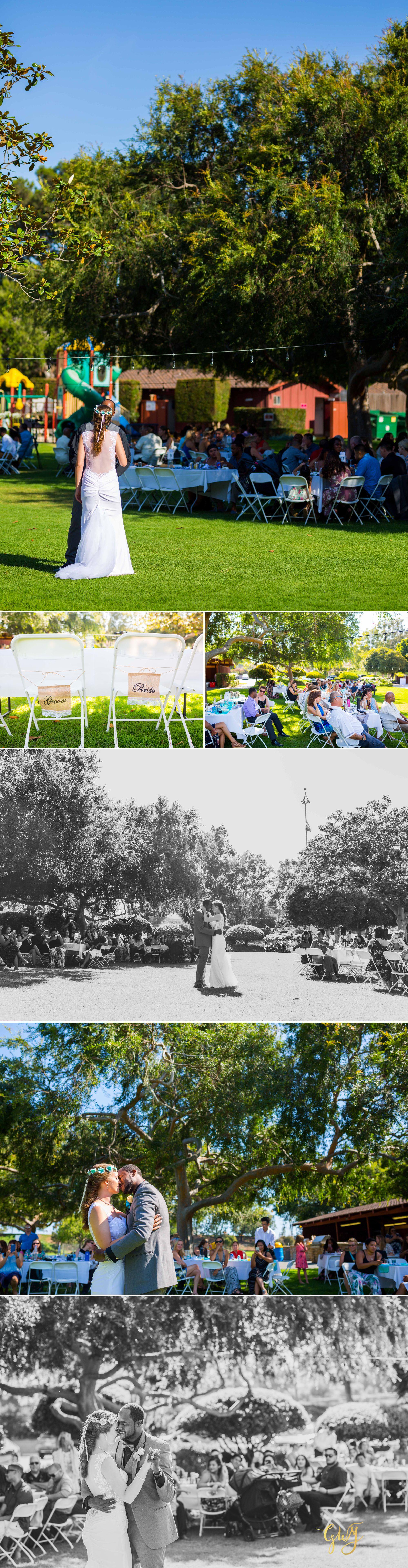 Rebecca + Torand El Segundo Chevron Employee Park Summer Barbados Bajan Wedding by Glass Woods Media 10.jpg
