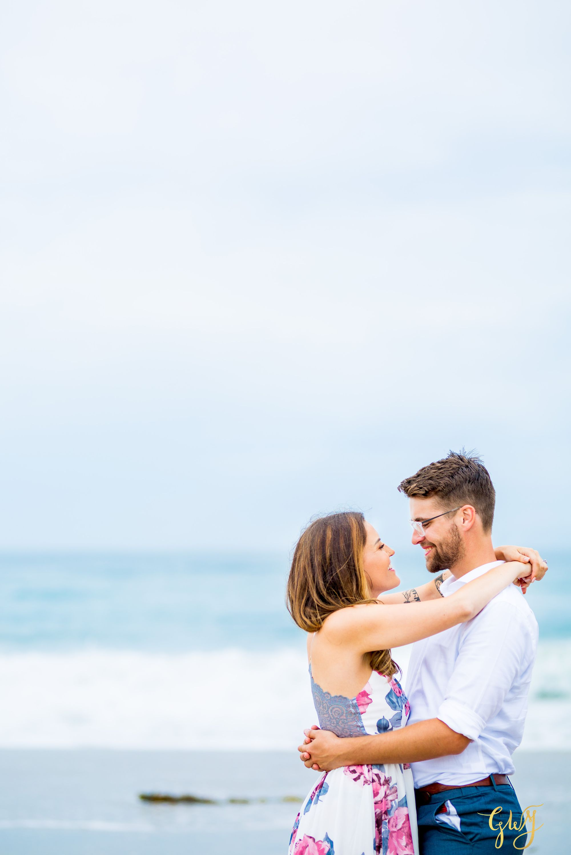 Casey + Jordan Huntington Central Park Pacific City Beach Engagement by Glass Woods Media 24.jpg
