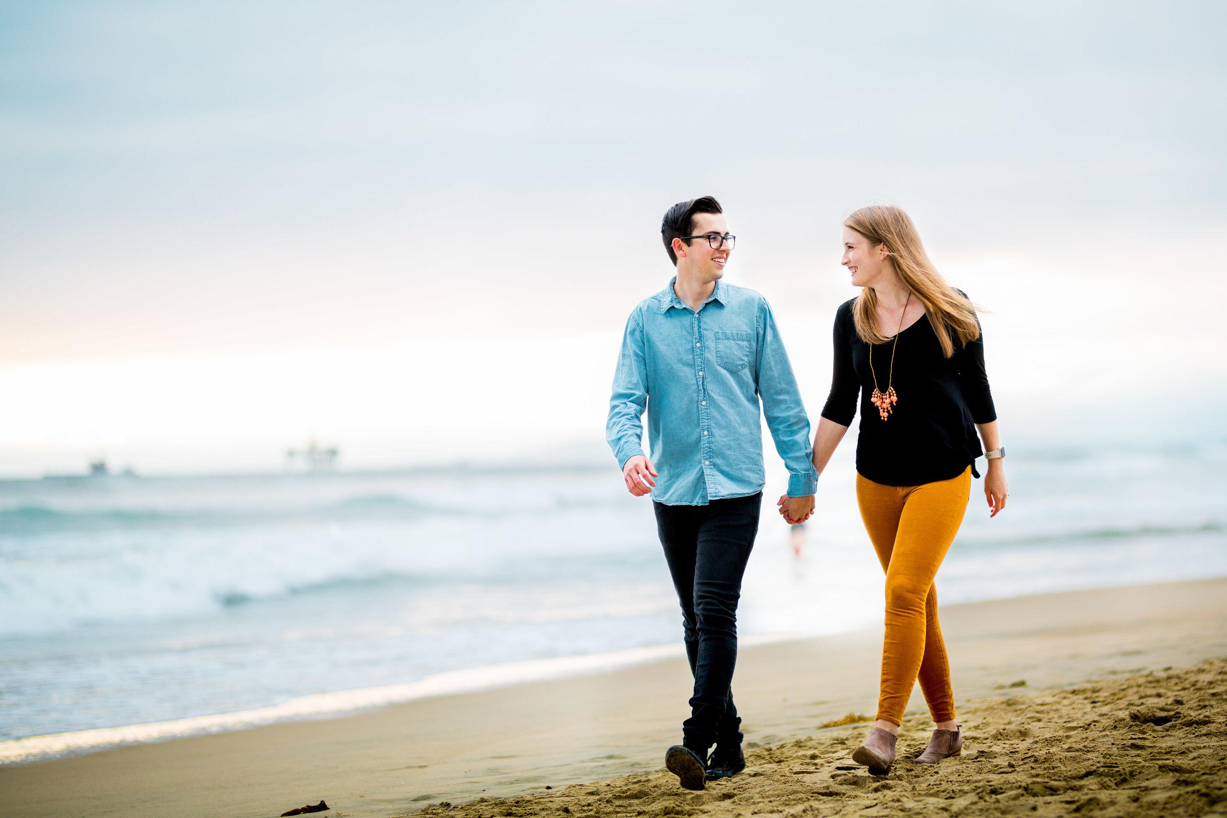 Huntington Beach Orange County Southern California Romantic Fun Rustic Elegant Wedding Engagement Photographer Photography by Glass Woods Media 1.jpg