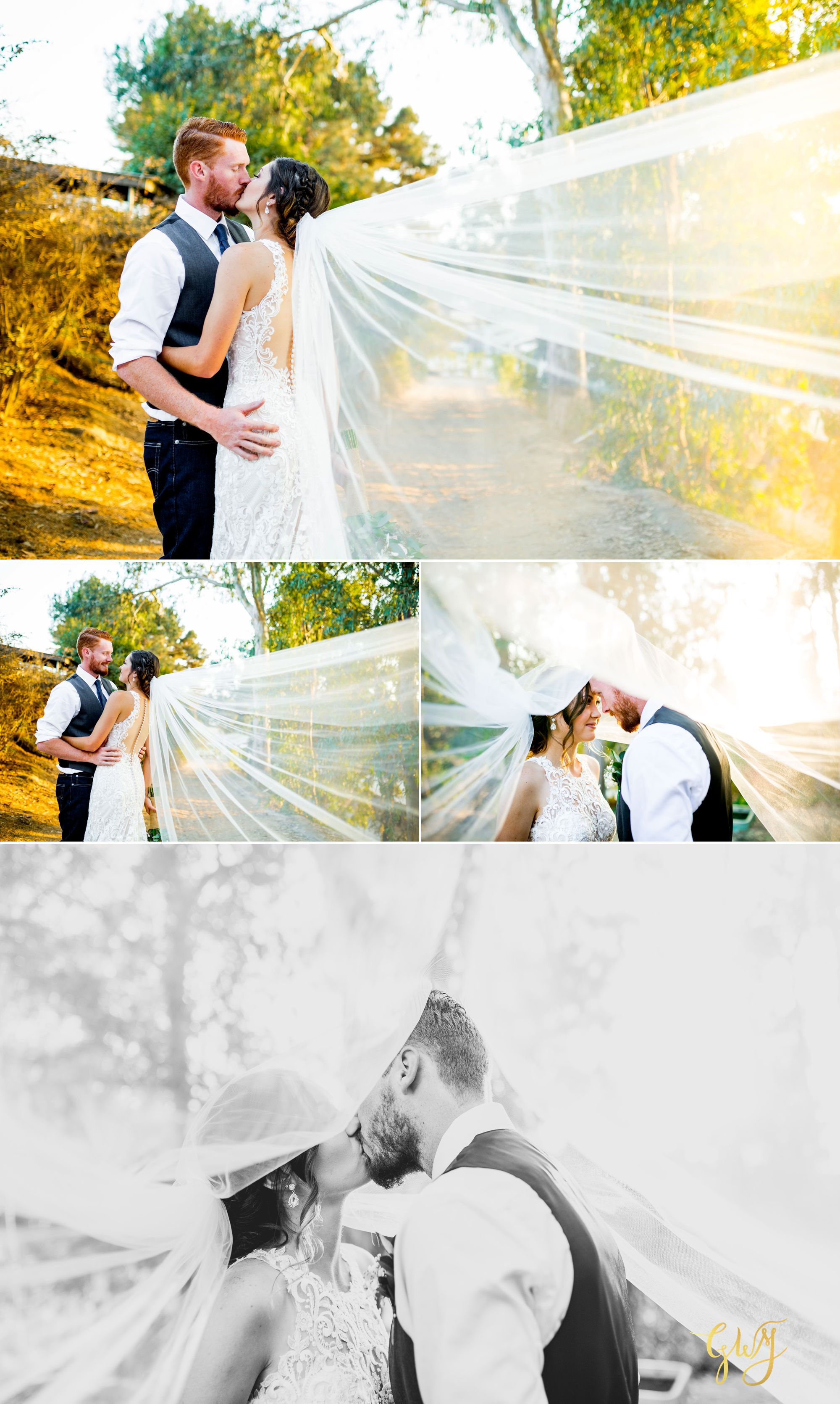 Hannah + Troy's Rustic Red Horse Barn Huntington Beach Wedding 46.jpg