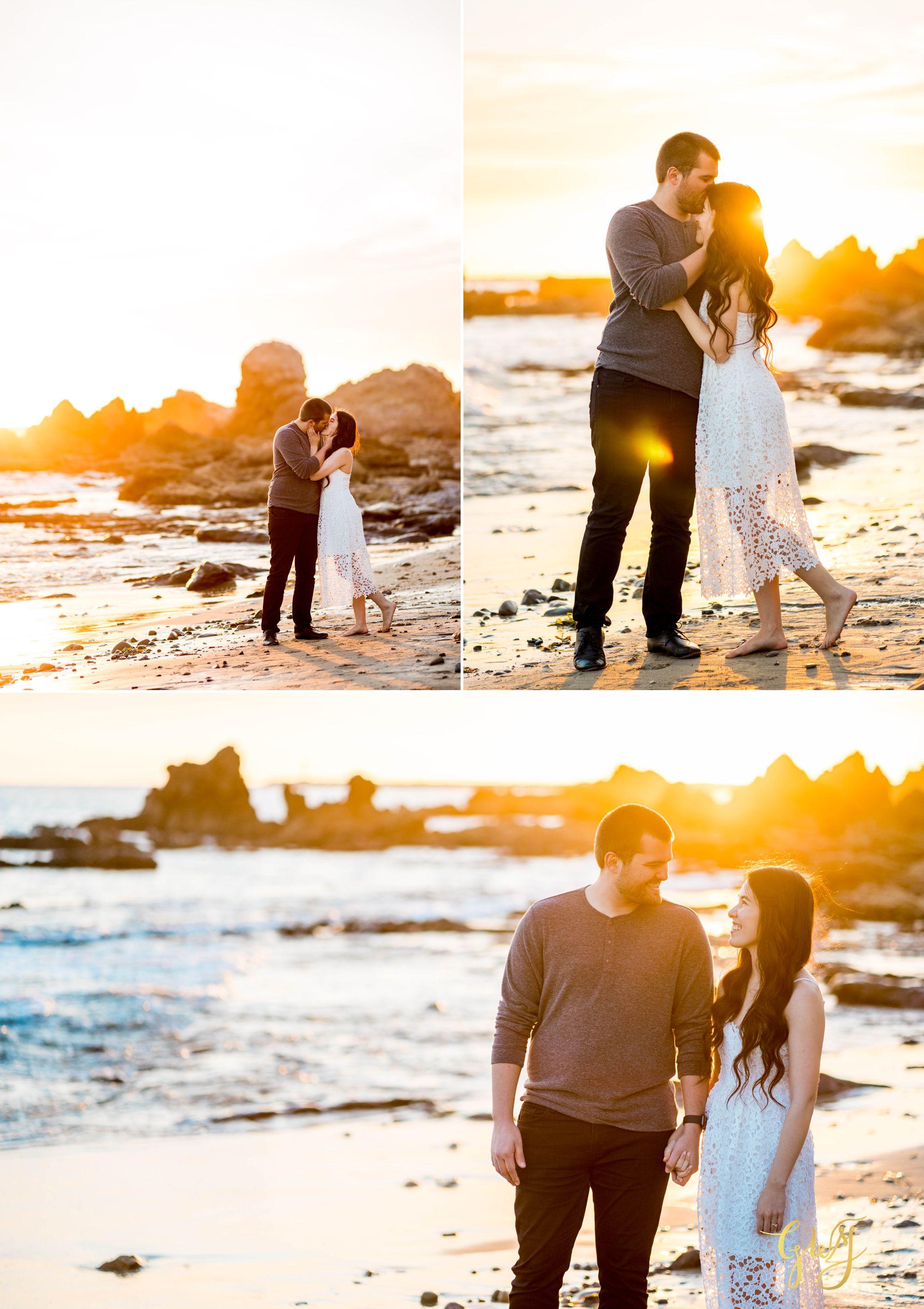 Ashley + Brandt California Super Bloom and Little Corona Del Mar Beach Engagement by Glass Woods Media 14.jpg