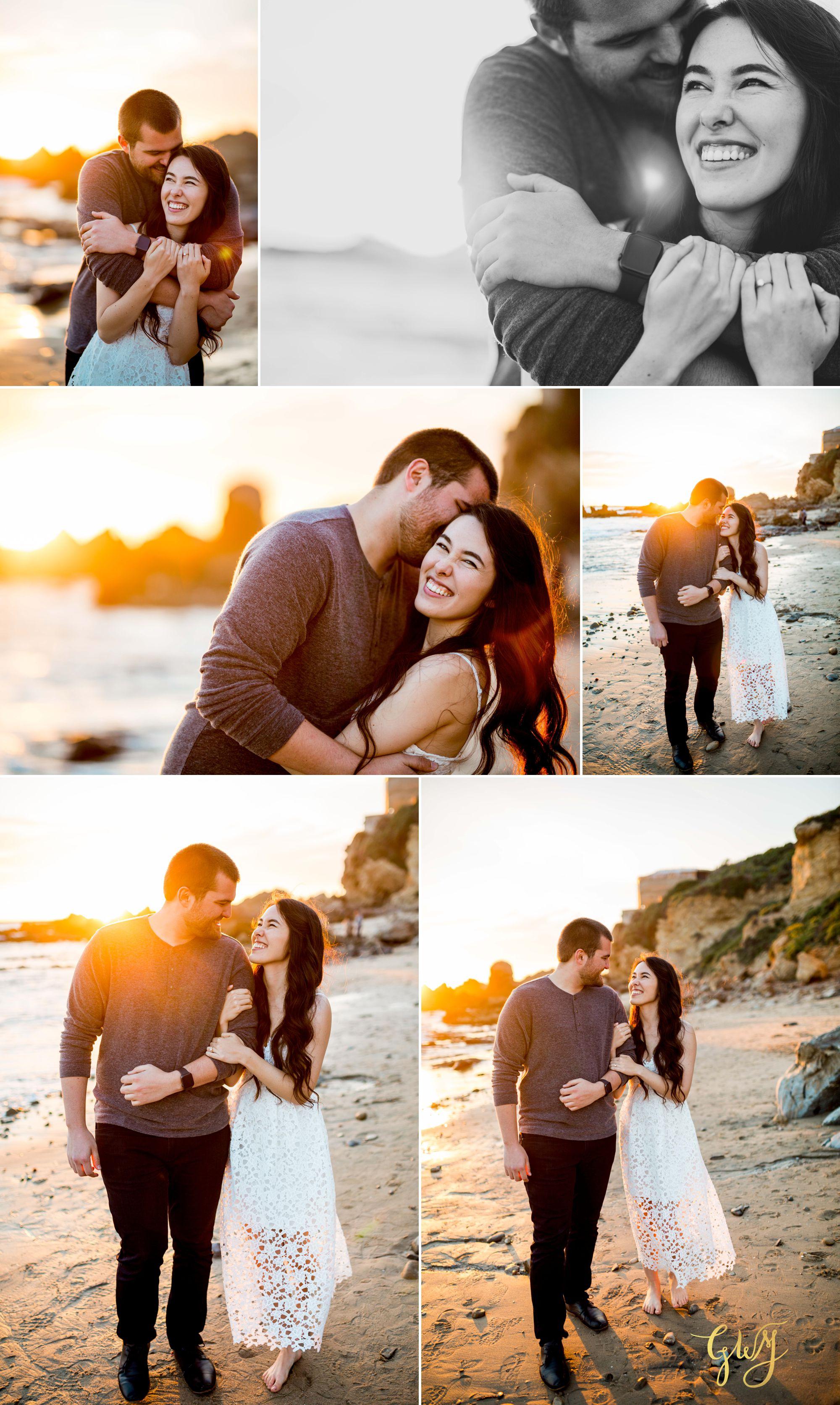 Ashley + Brandt California Super Bloom and Little Corona Del Mar Beach Engagement by Glass Woods Media 15.jpg