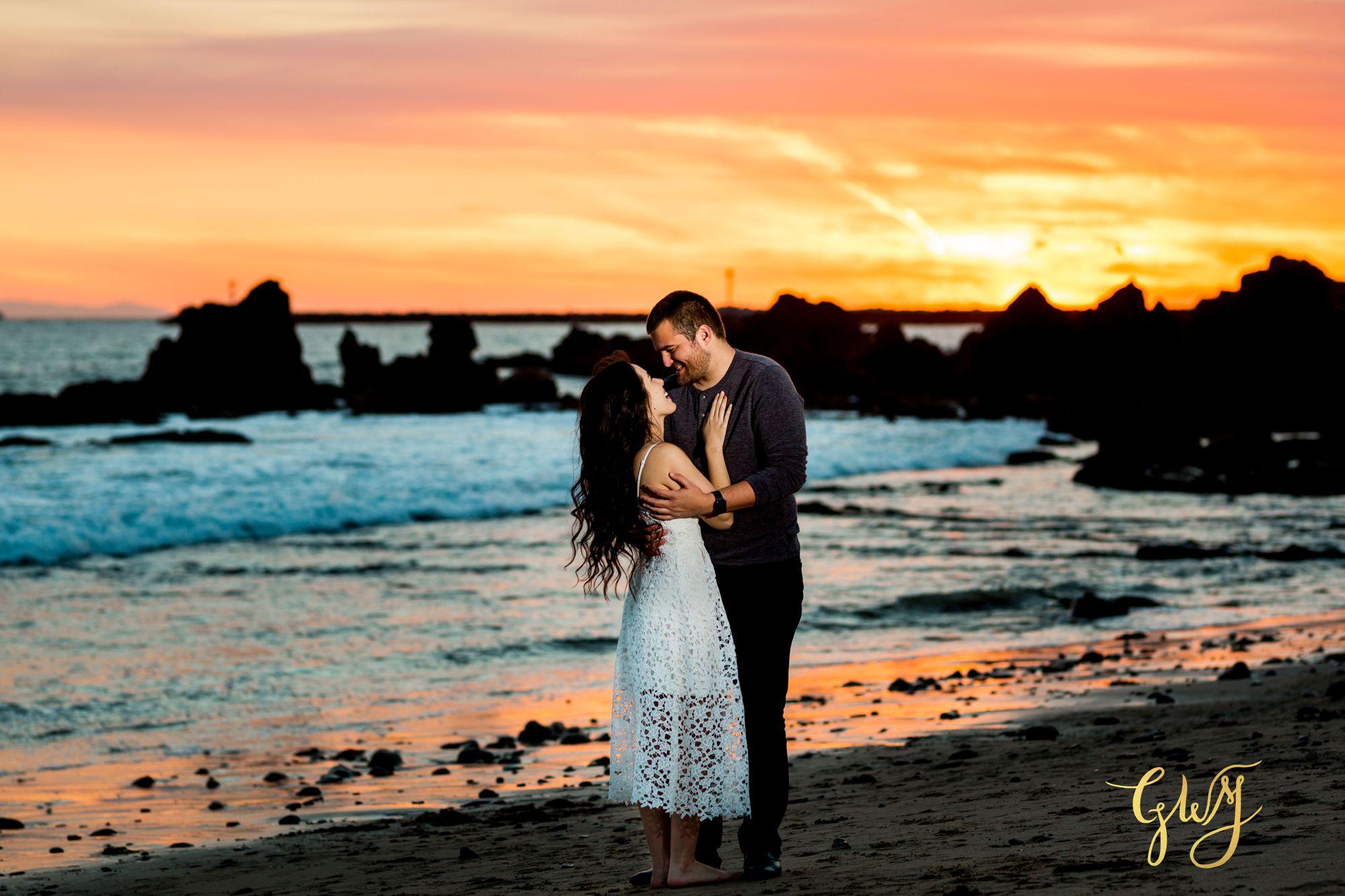 Ashley + Brandt California Super Bloom and Little Corona Del Mar Beach Engagement by Glass Woods Media 18.jpg