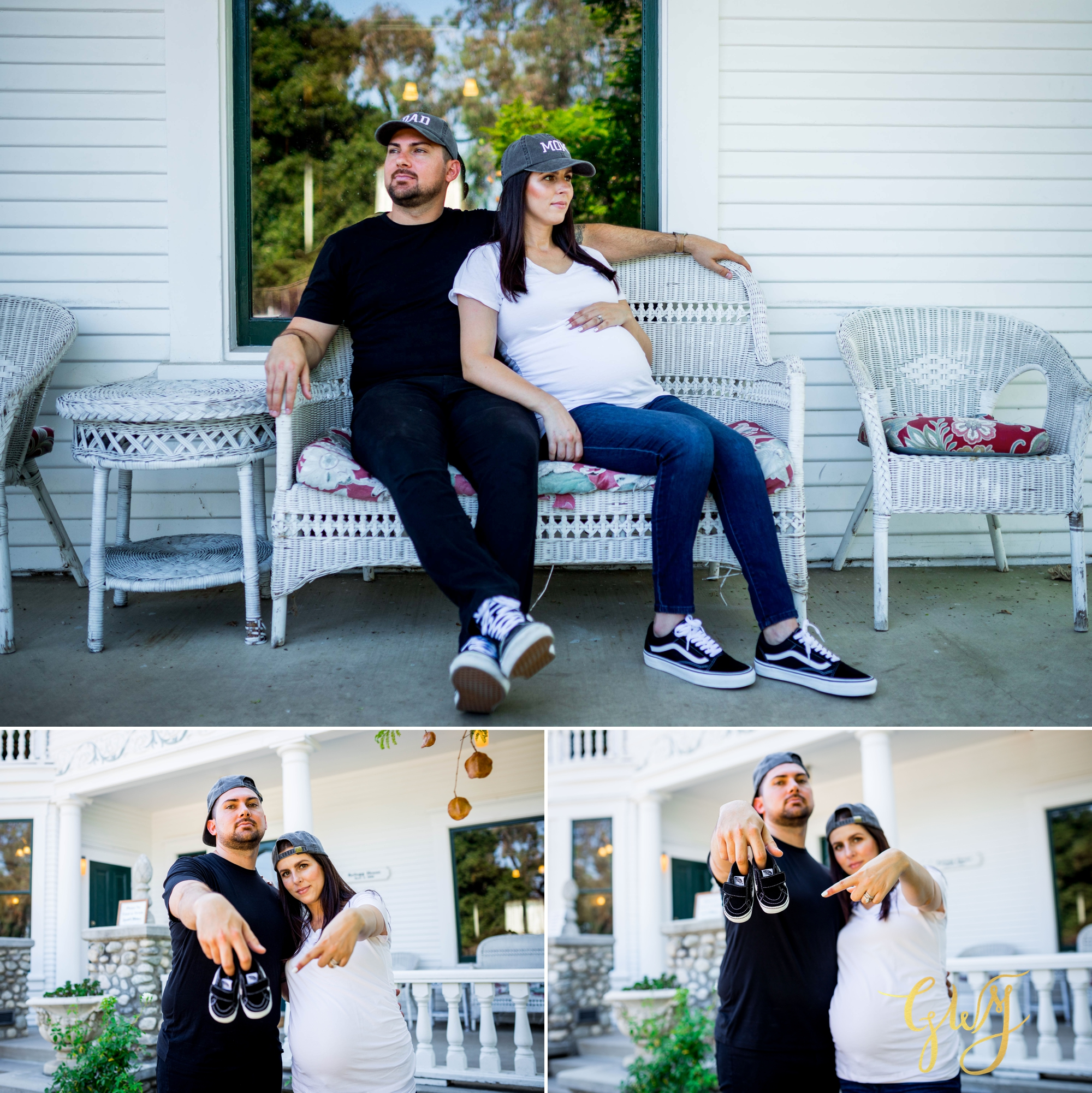 Kim + Justin's OC Heritage Museum Maternity Portrait Session by Glass Woods Media 16.jpg