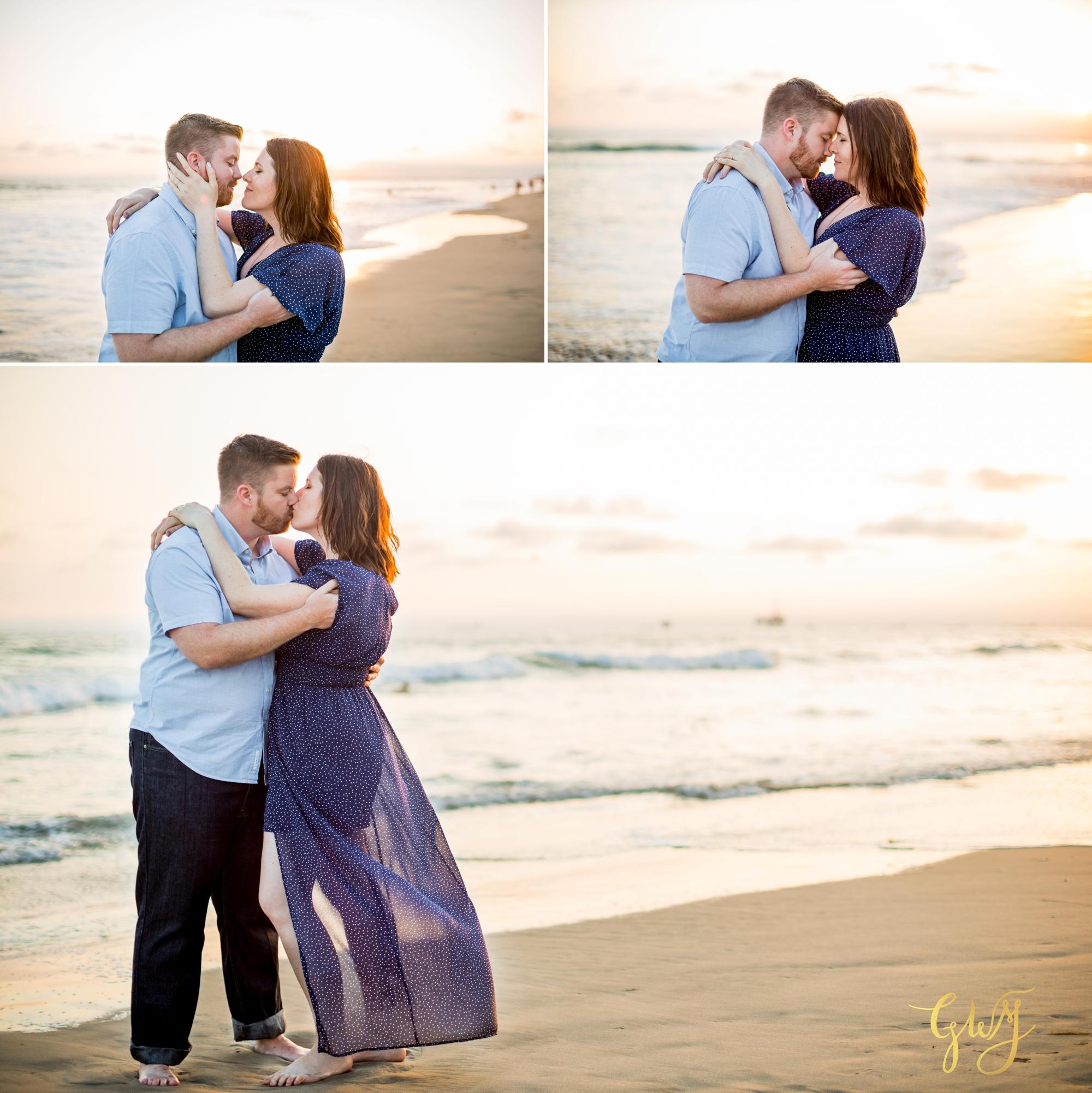 Cristina + David's Huntington Beach Central Park Romantic Sunset Engagement Session by Glass Woods Media 14.jpg
